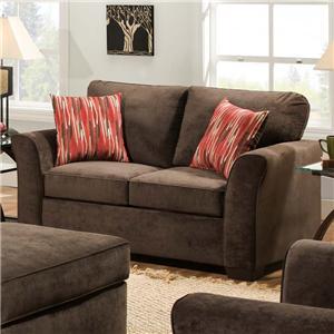 American Furniture 7670 Loveseat
