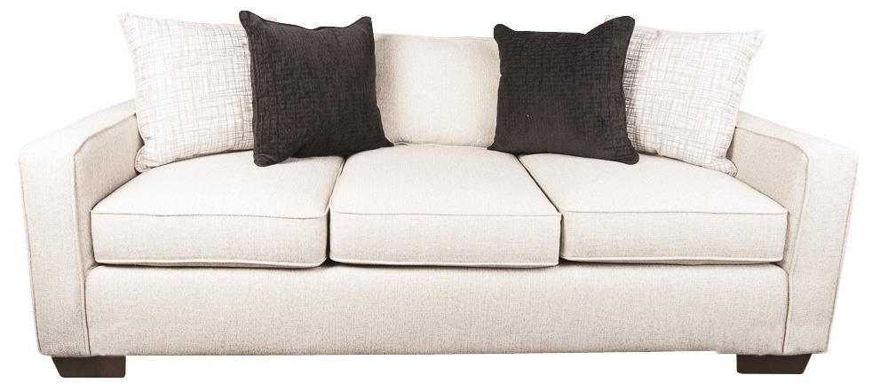 Morris Home Furnishings Bannon Bannon Modern Sofa - Item Number: 910852913