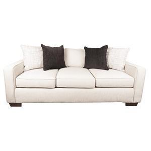 Morris Home Furnishings Bannon Bannon Modern Sofa