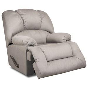 American Furniture 9700 Chaise Rocker Recliner