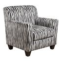American Furniture Accent Chairs Chair - Item Number: 1001-8152
