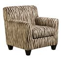 American Furniture Accent Chairs Chair - Item Number: 1001-8153