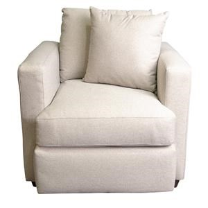 Adena Chair with Accent Pillow
