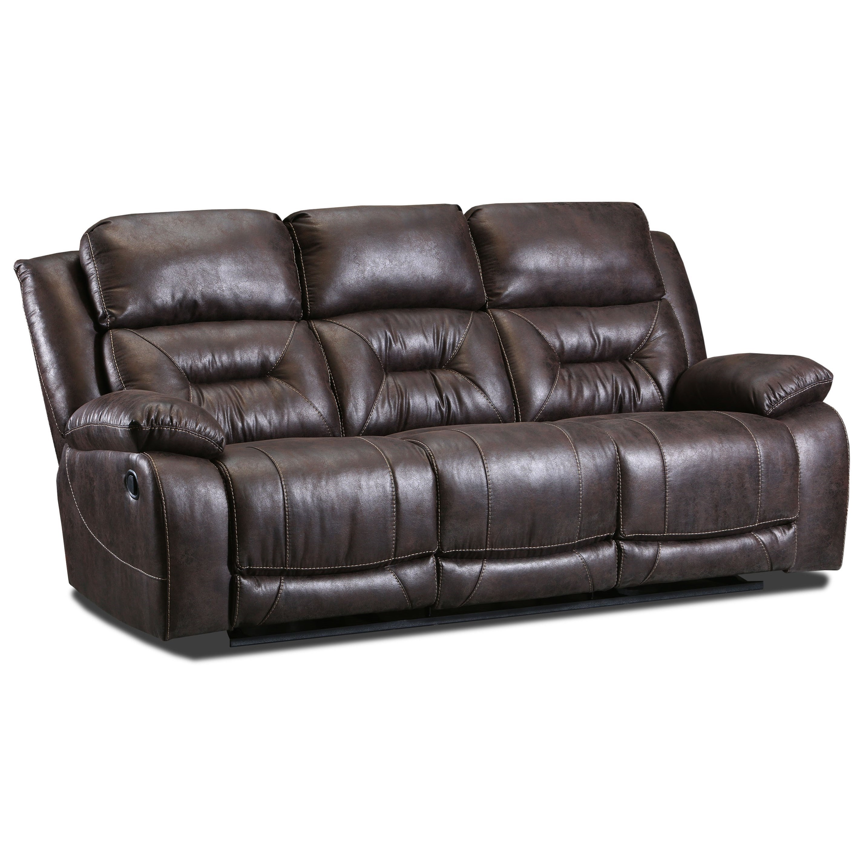 Sensational American Furniture Af200 Casual Power Reclining Sofa With Unemploymentrelief Wooden Chair Designs For Living Room Unemploymentrelieforg