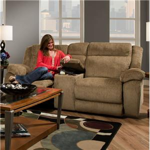American Furniture AF330 Power Reclining Loveseat