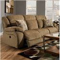 American Furniture AF330 Power Reclining Sofa with 3 Seats (2 Reclining) - PAF3303-6450 - Sofa Shown May Not Represent Exact Features Indicated