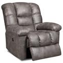 American Furniture 9550 Recliner - Item Number: 9550-Santa Fe Grey