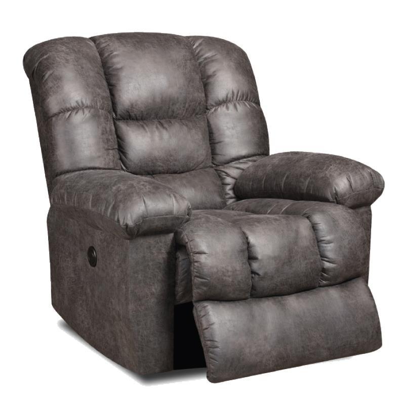 American Furniture 9550 Recliner - Item Number: 9550-Santa Fe Silt
