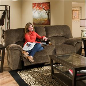 American Furniture AF740 Power Reclining Loveseat