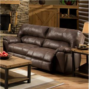 American Furniture AF740 Power Reclining Sofa