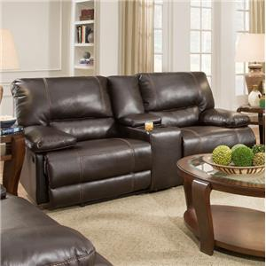 American Furniture AF8500 Power Reclining Loveseat