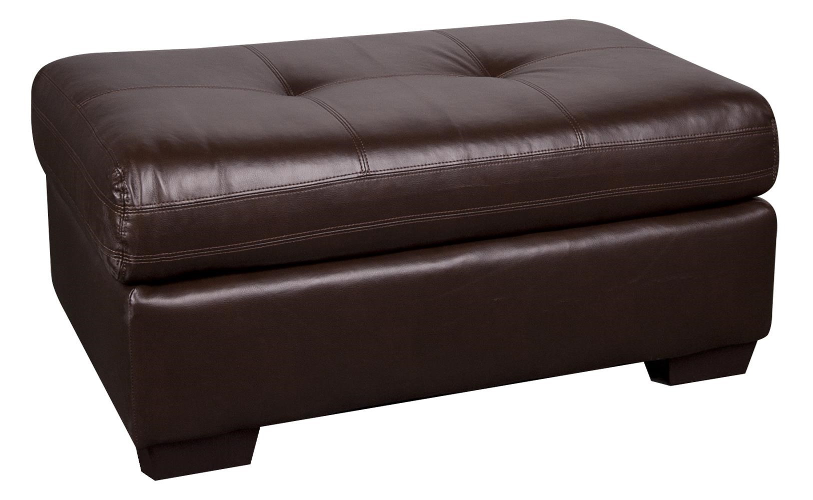 Morris Home Furnishings Arlo Arlo Ottoman - Item Number: 244080734