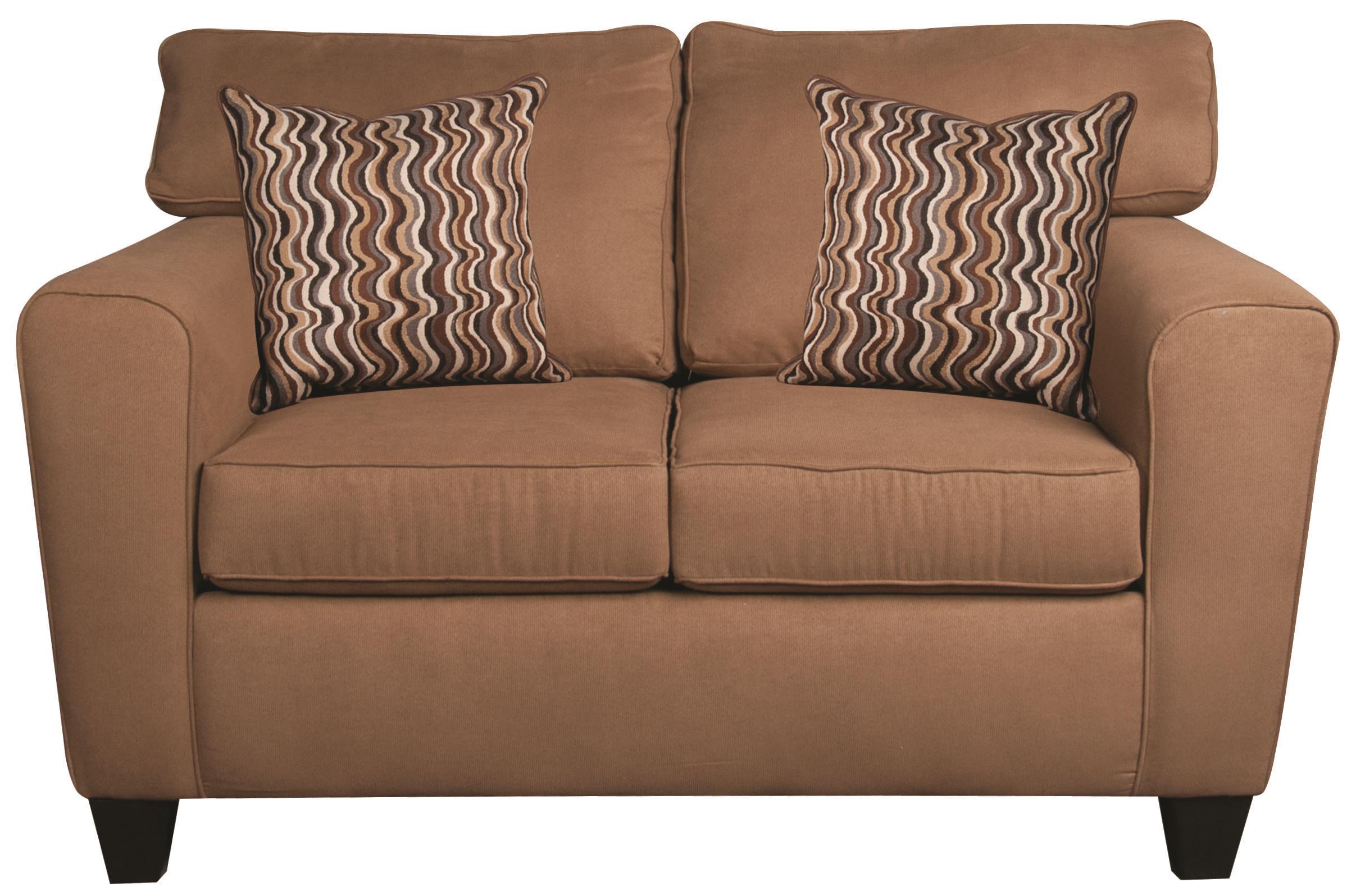 Morris Home Furnishings Chaz Chaz Loveseat - Item Number: 104821257