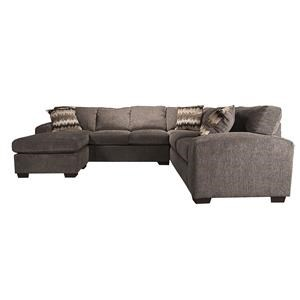 Morris Home Furnishings Cyndel Cyndel 2-Piece Sectional