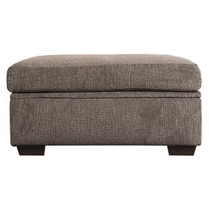 Morris Home Furnishings Cyndel Cyndel Storage Ottoman