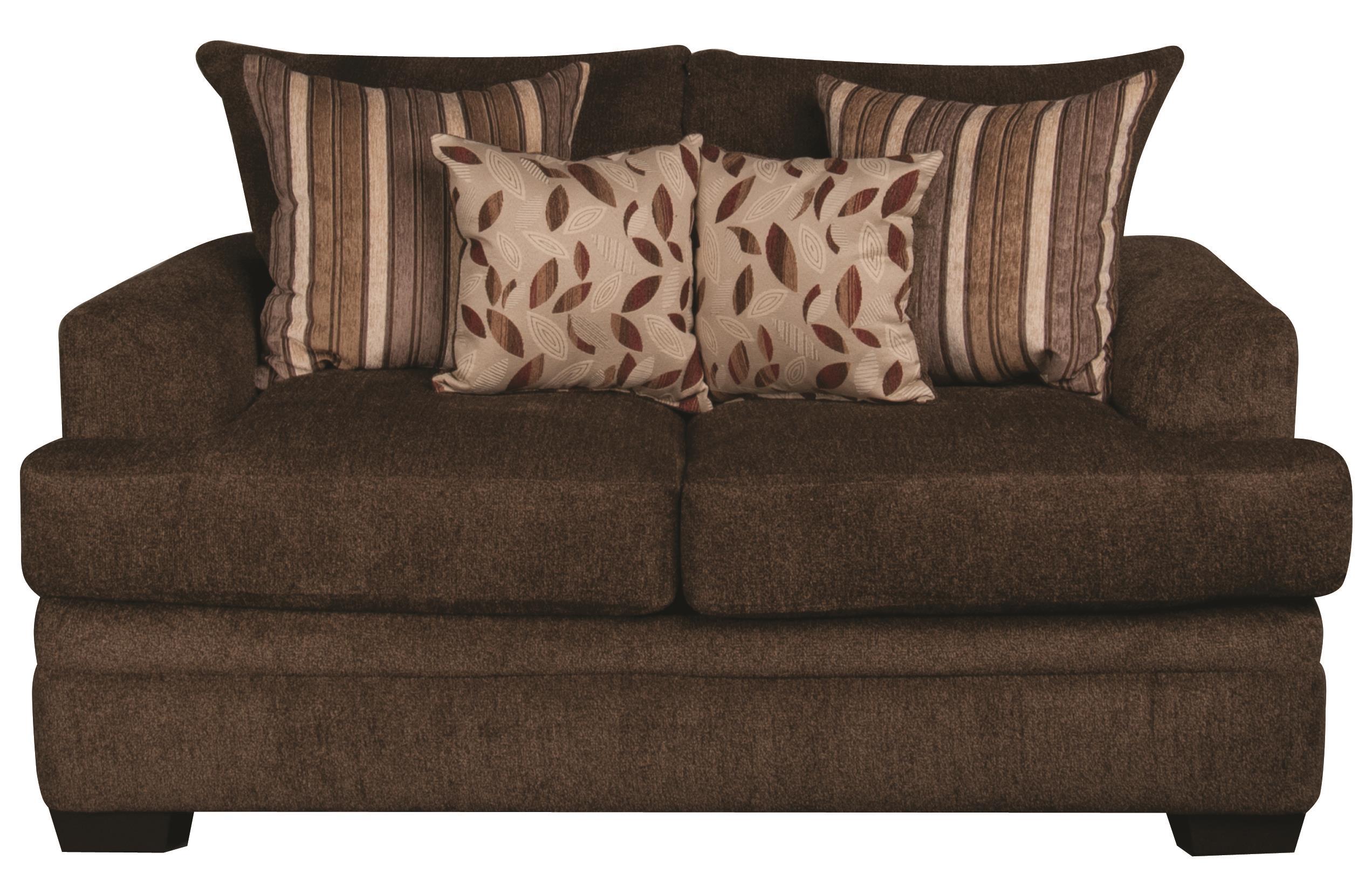 Morris Home Furnishings Eva Eva Loveseat - Item Number: 530058210