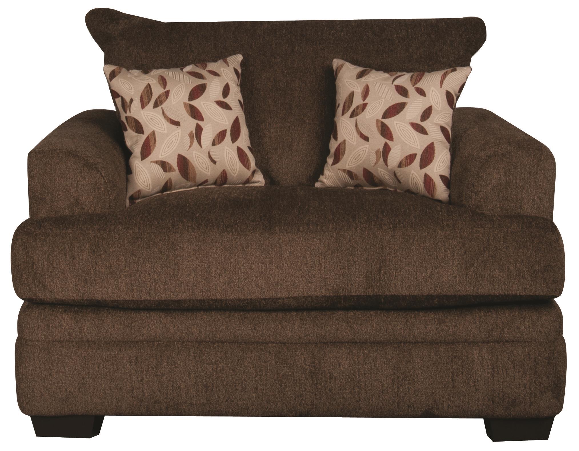Morris Home Furnishings Eva Eva Chair and a Half - Item Number: 972217754
