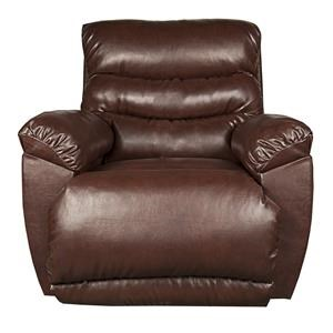 Morris Home Furnishings Hollan Hollan Rocker Recliner