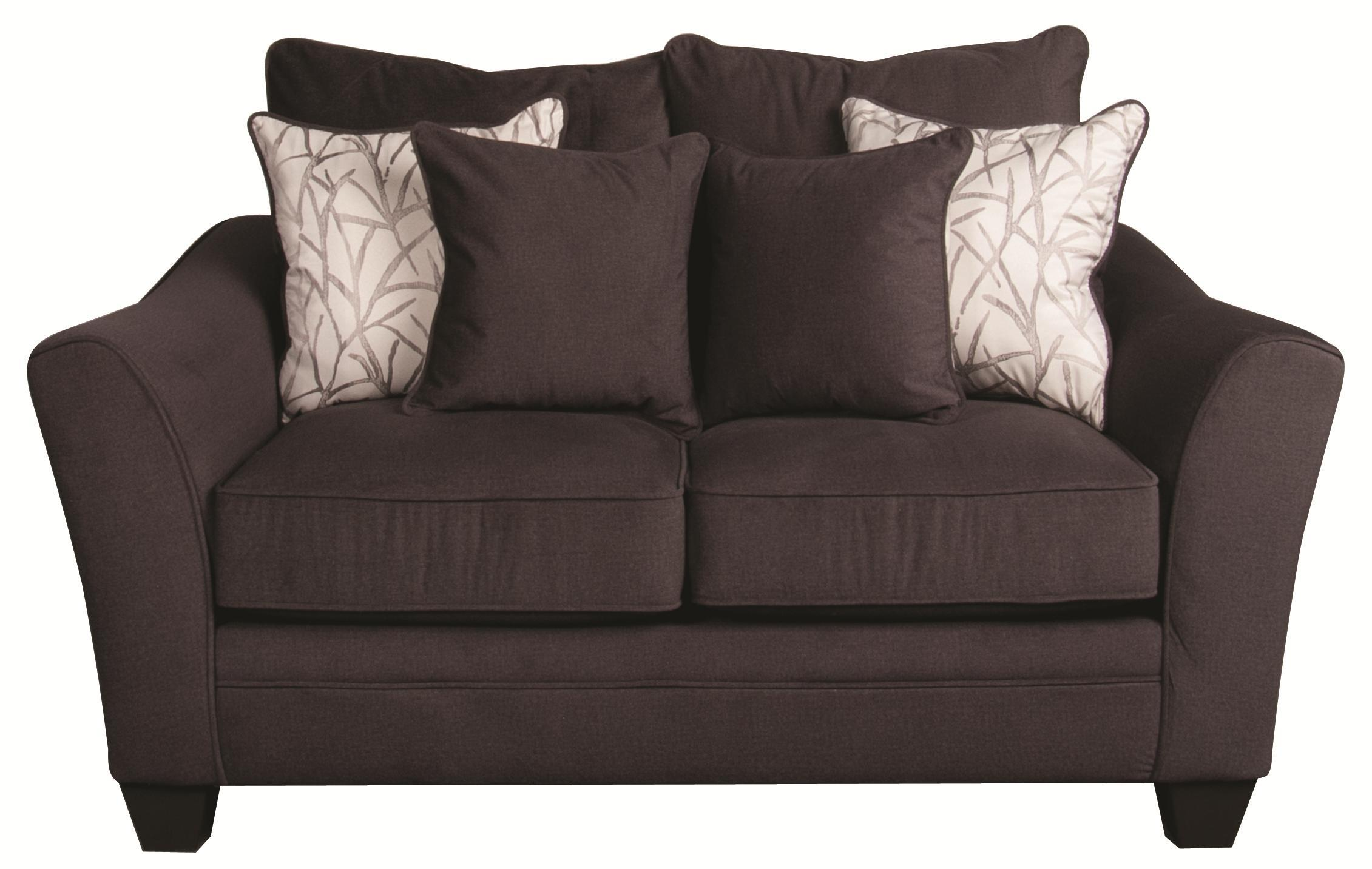 Morris Home Furnishings Rachel Rachel Loveseat - Item Number: 104828756