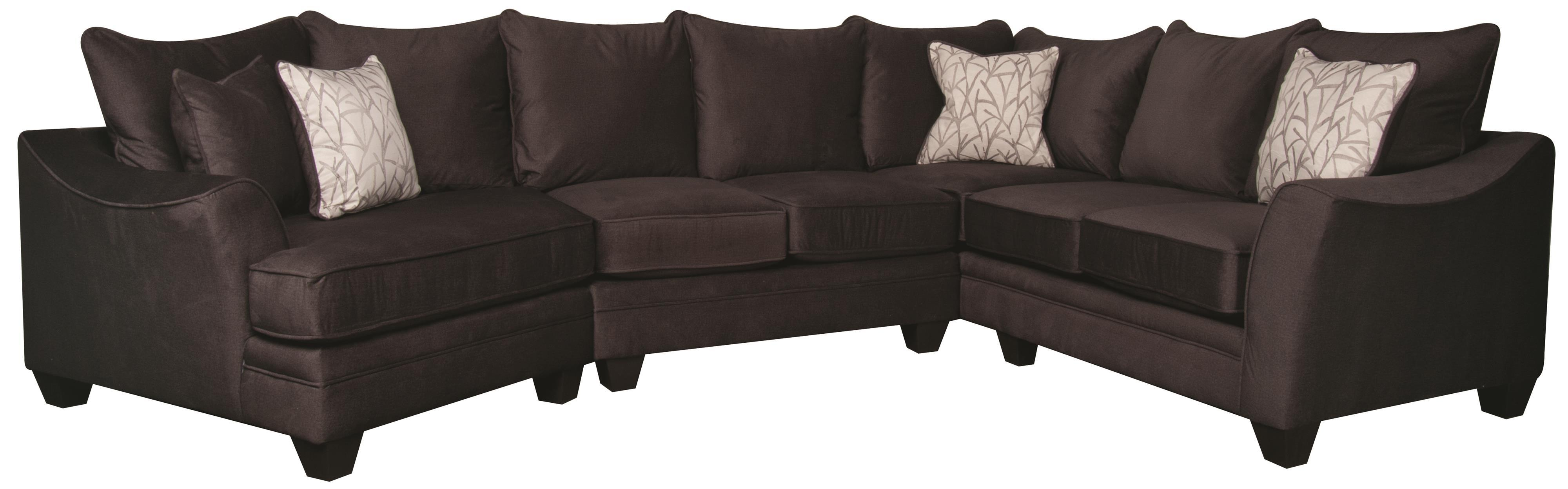 Rachel Rachel Sectional Sofa by Peak Living at Morris Home