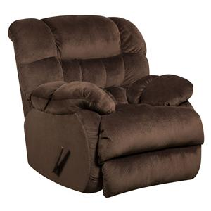 American Furniture Recliners  Rocker Recliner with Heat and Massage