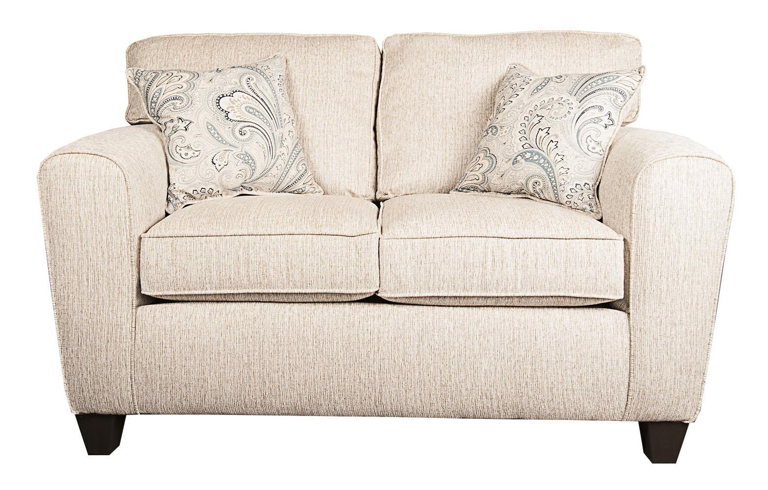 Morris Home Furnishings Rexanna Rexanna Loveseat - Item Number: 554244964