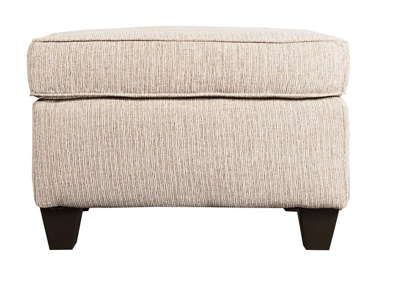 Morris Home Furnishings Rexanna Rexanna Ottoman - Item Number: 697367790