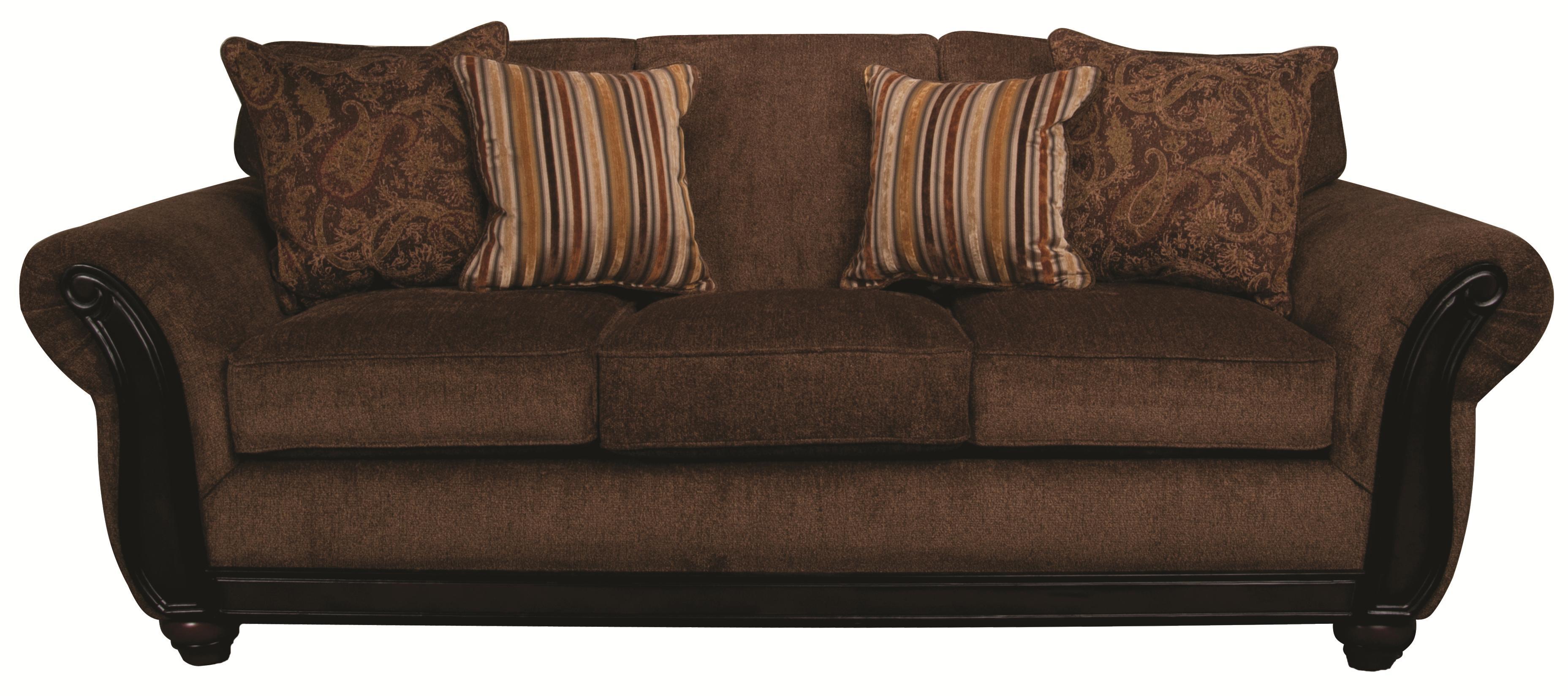Morris Home Furnishings Samson Samson Sofa - Item Number: 630060499