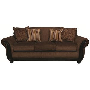 Morris Home Furnishings Samson Samson Sofa