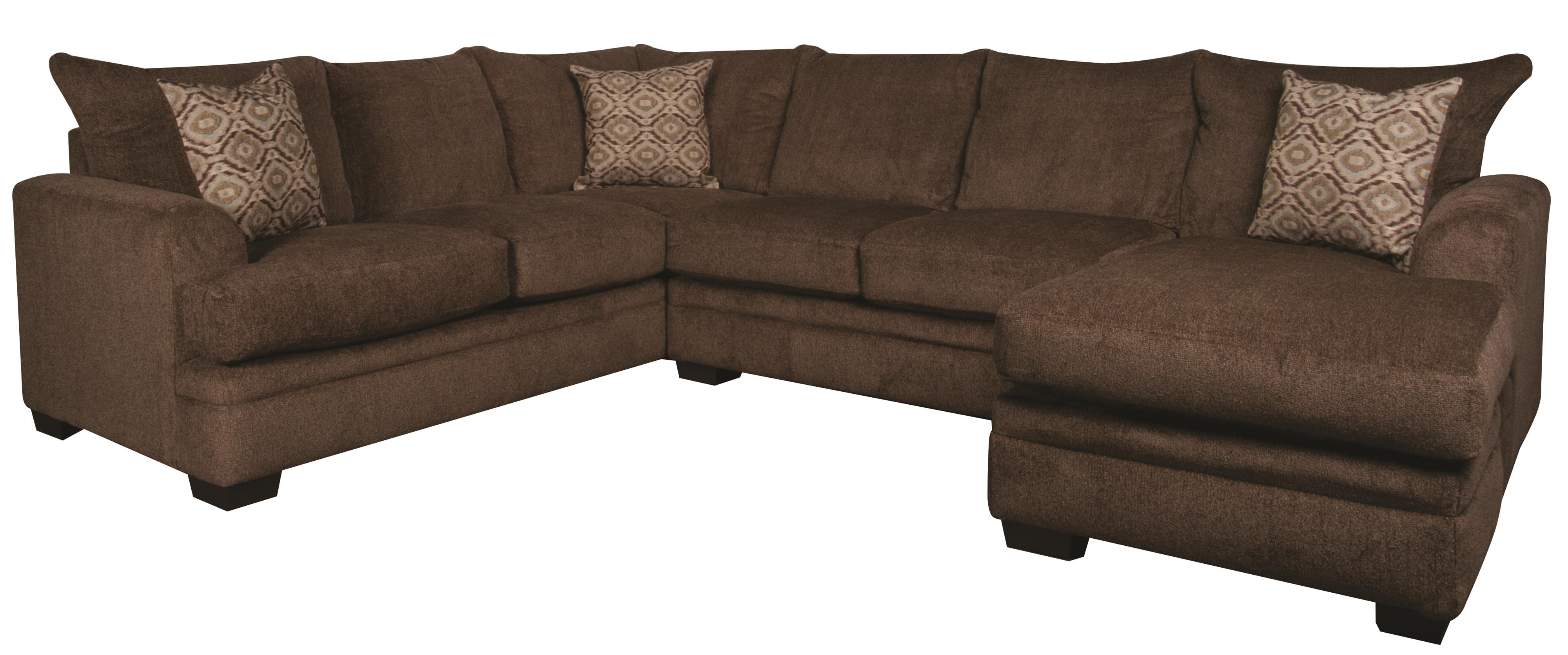 Morris Home Furnishings Walter Walter 2-Piece Sectional - Item Number: 134883947