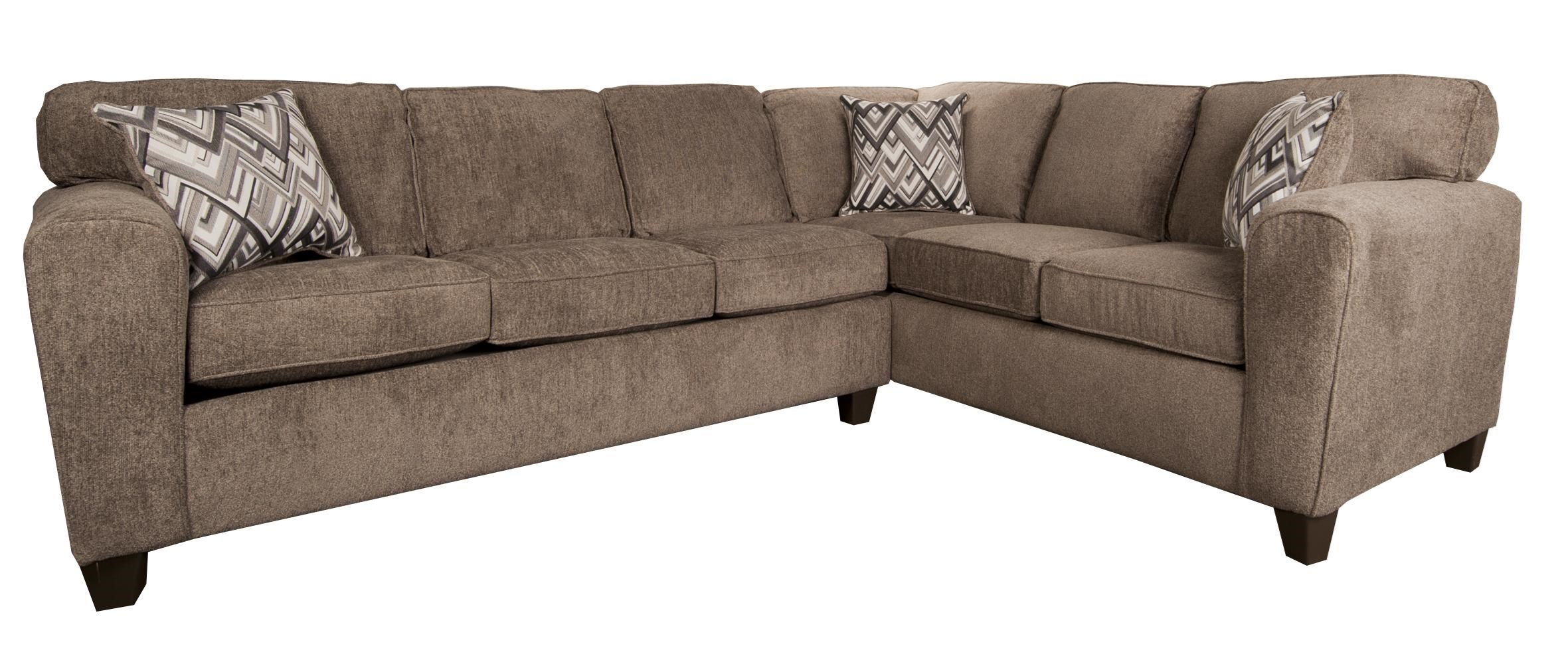 Morris Home Furnishings Wilson Wilson 2-Piece Sectional - Item Number: 134112283