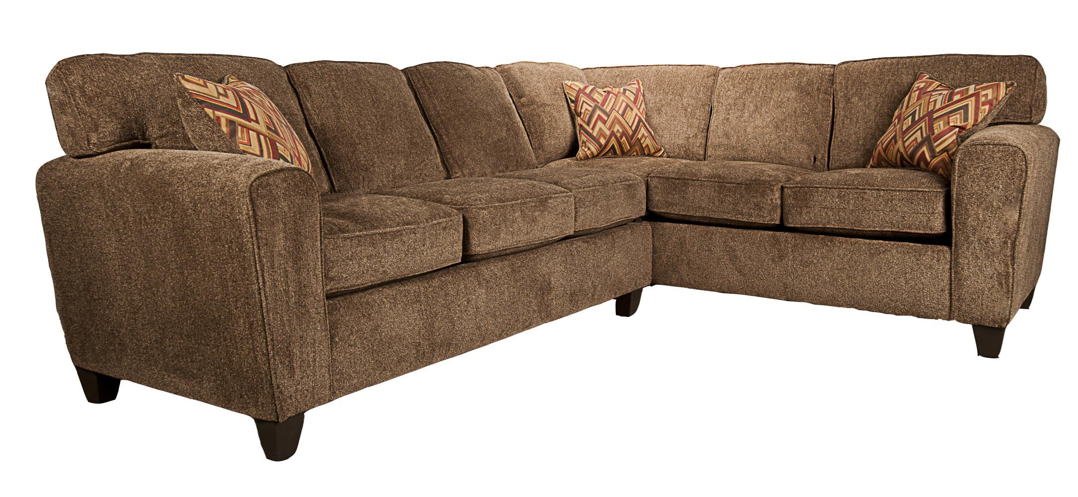 Morris Home Furnishings Wilson - Wilson 2-Piece Sectional - Item Number: 134122413
