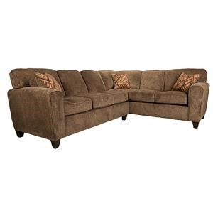 Morris Home Furnishings Wilson - Wilson 2-Piece Sectional