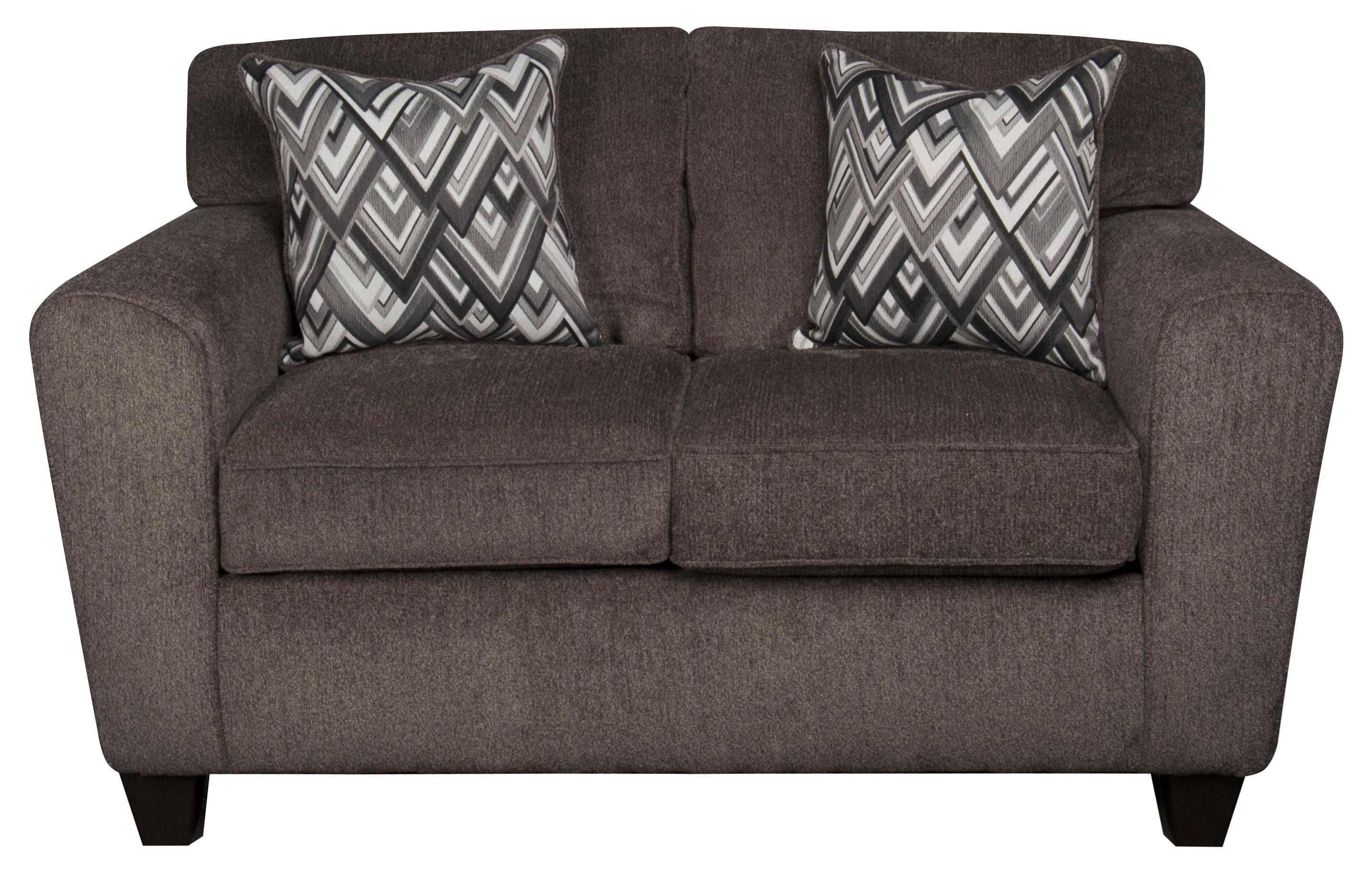 Morris Home Furnishings Wilson Wilson Loveseat - Item Number: 371057474