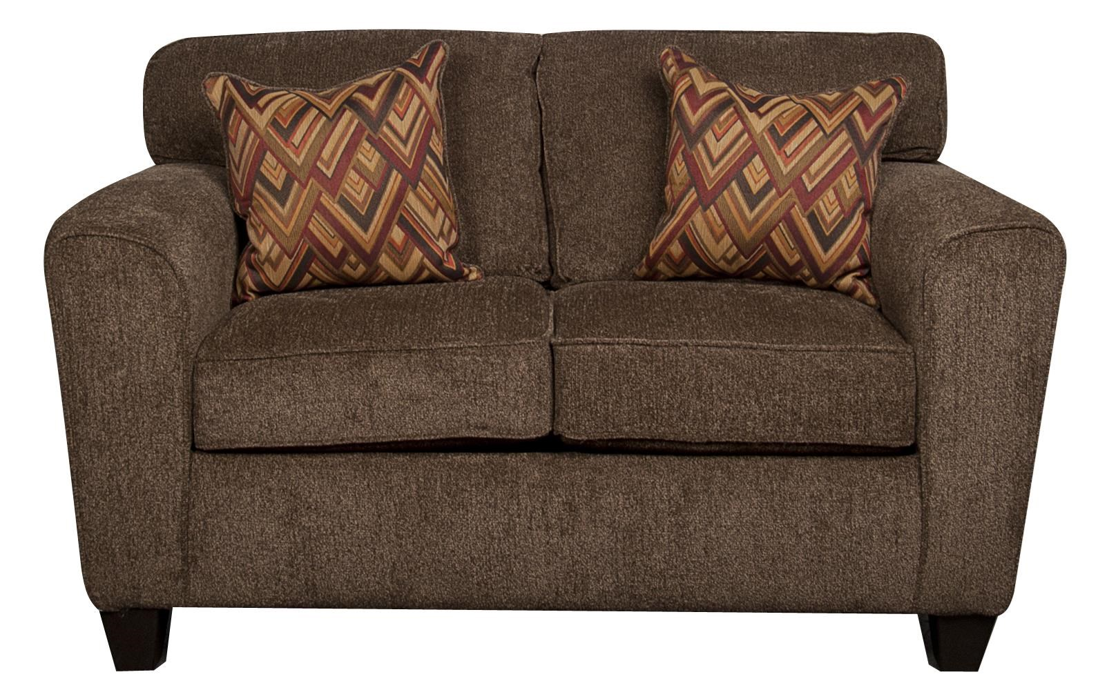 Morris Home Furnishings Wilson - Wilson Loveseat - Item Number: 529878300