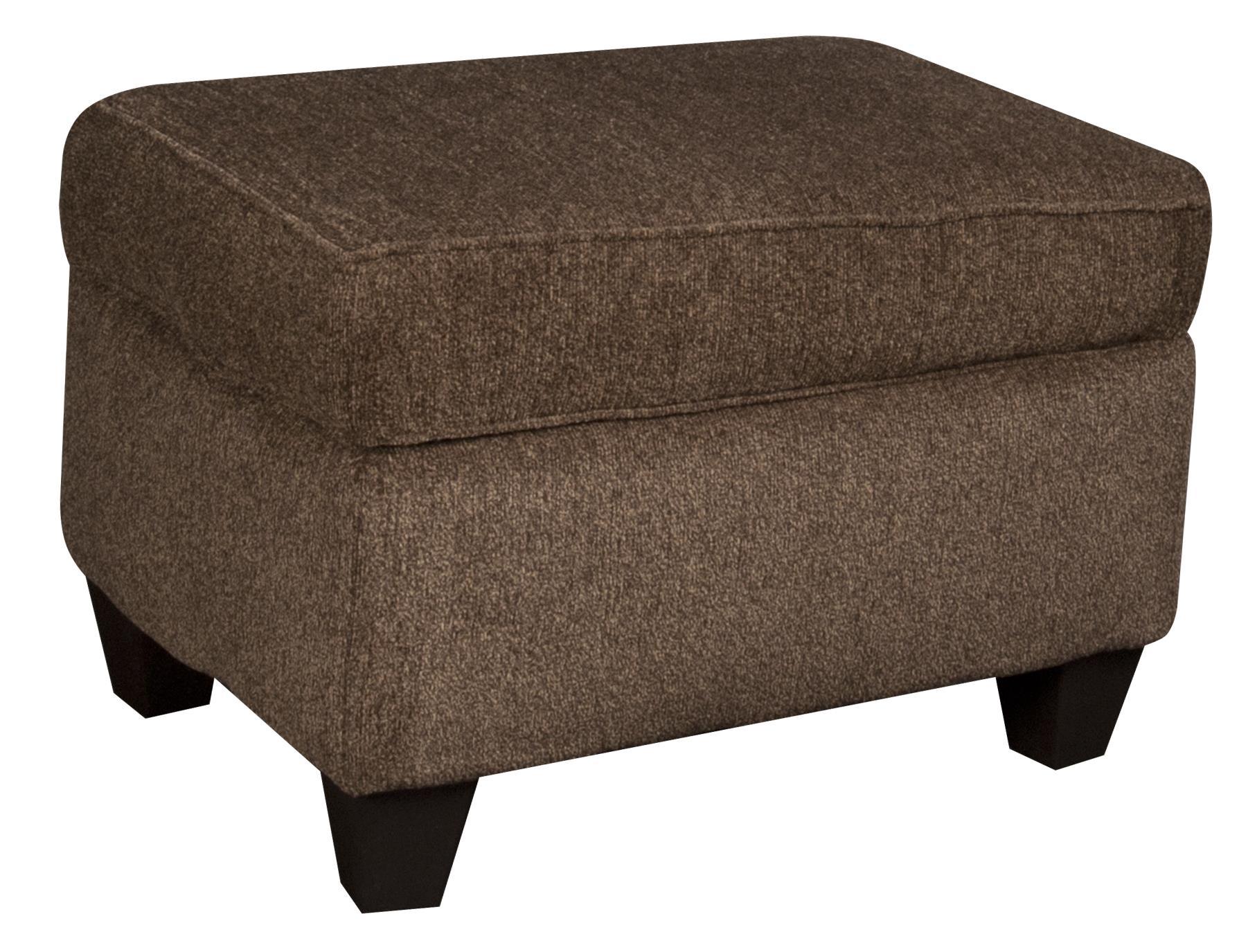 Morris Home Furnishings Wilson - Wilson Ottoman - Item Number: 623432901