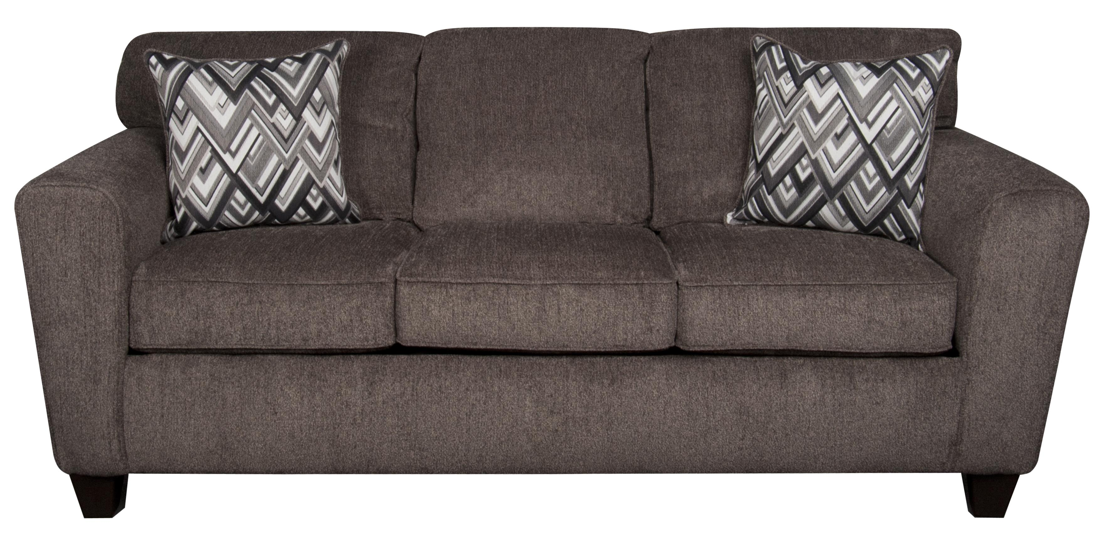 Morris Home Furnishings Wilson Wilson Contemporary Sofa   Item Number:  799945207