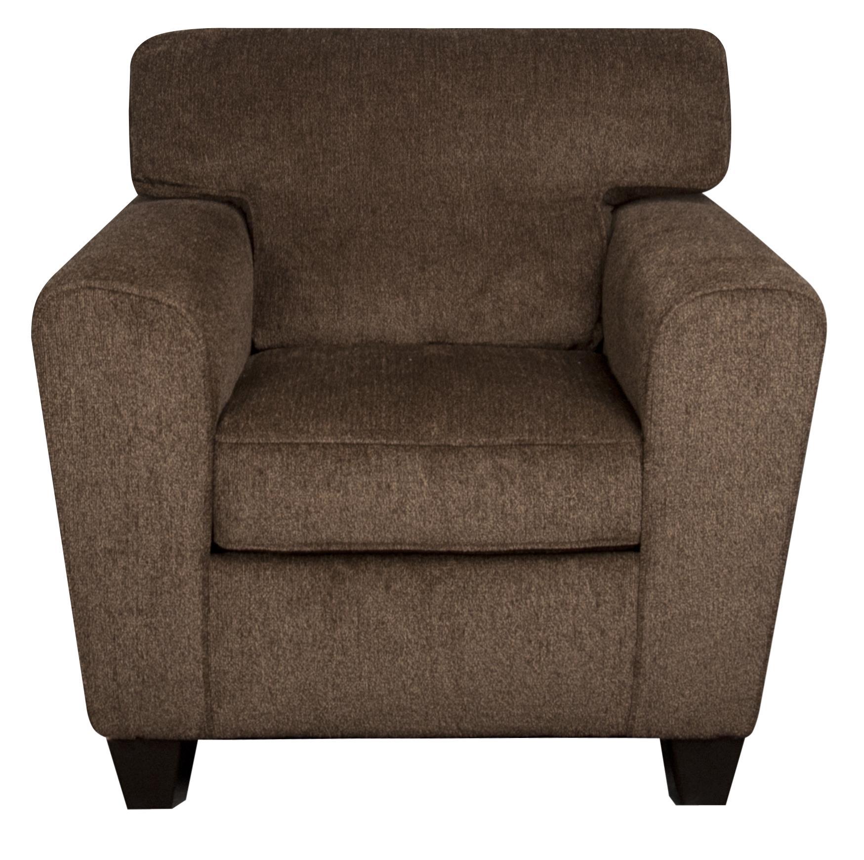 Morris Home Furnishings Wilson - Wilson Chair - Item Number: 841292792