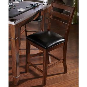 American Heritage Billiards Artero Bar Stool