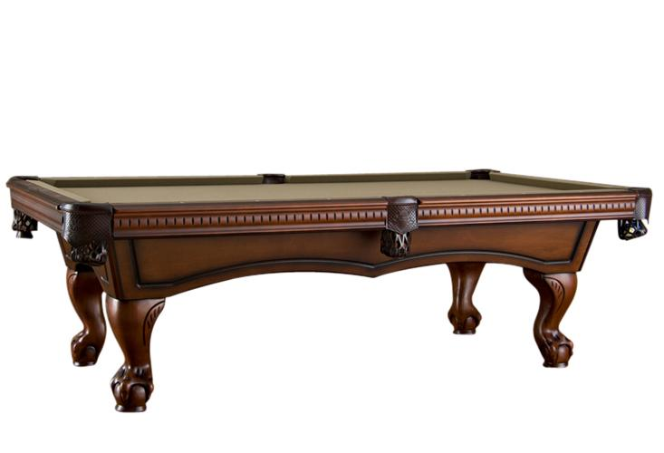 American Heritage Billiards Artero Pool Table - Item Number: 998403NAV