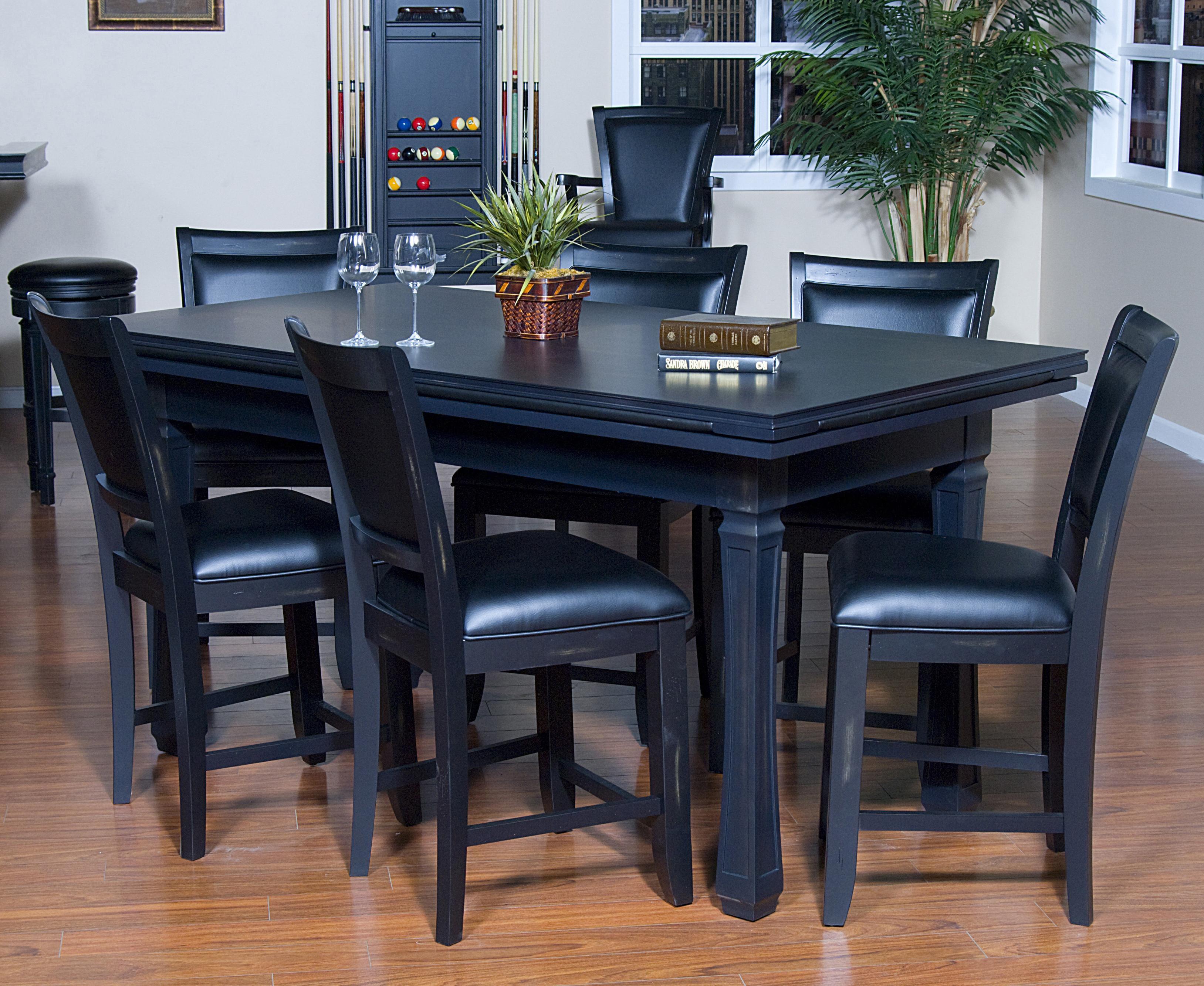 American Heritage Billiards Burlington 7 Piece Craps Table And