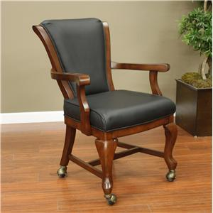 American Heritage Billiards Camden Game Chair