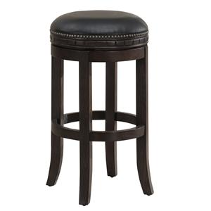 American Heritage Billiards Crescent Stool