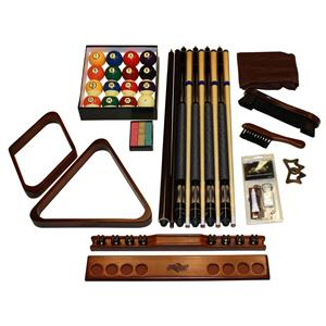 American Heritage Billiards Crescent Accessory Kit