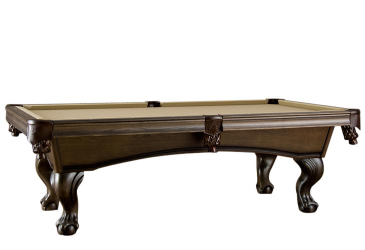 American Heritage Billiards Crescent Pool Table - Item Number: A988600RB