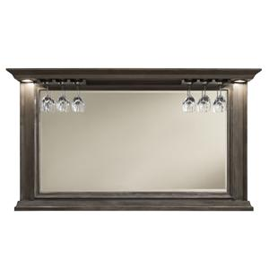 American Heritage Billiards Quest Mirror