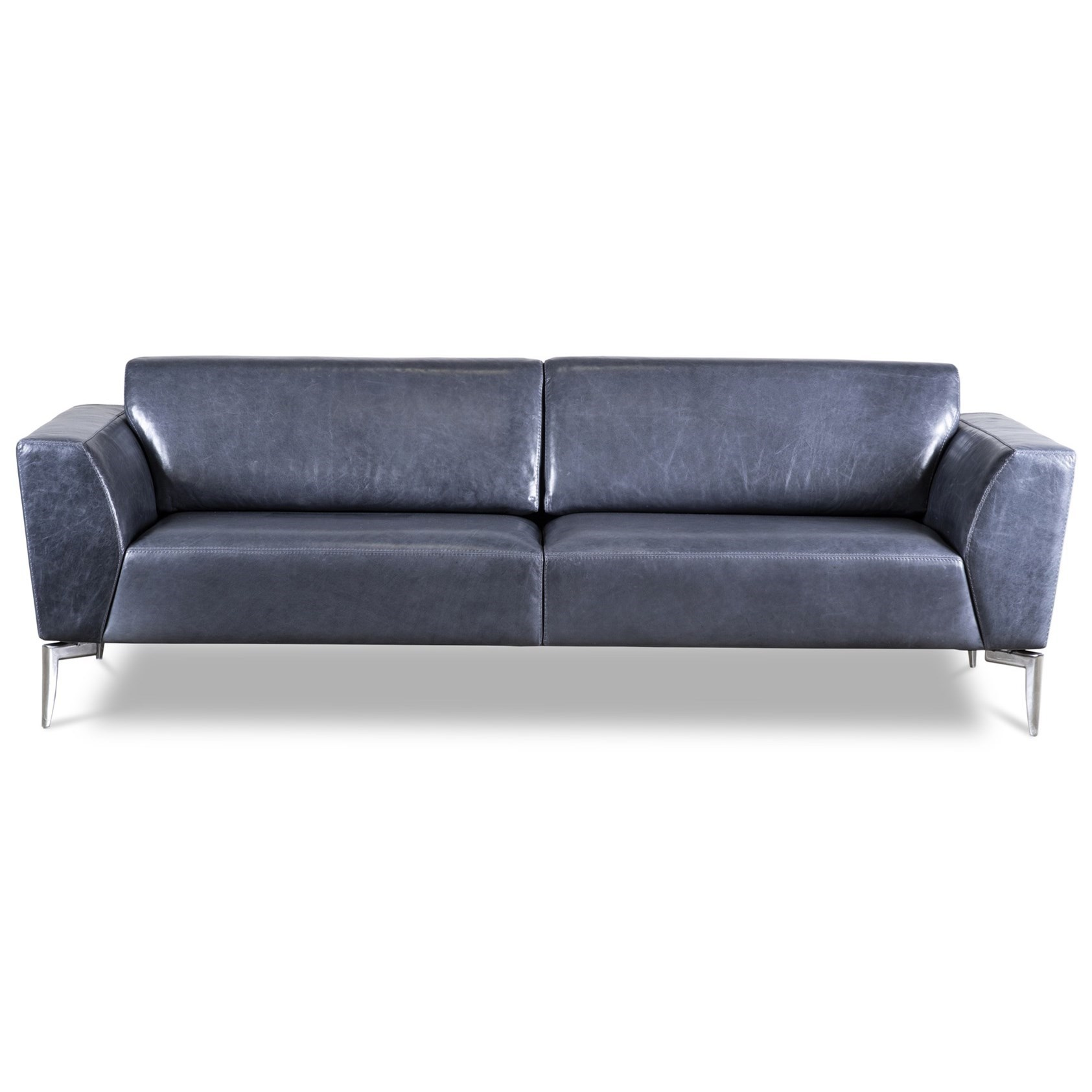 Adriana Two-Seat Sofa by American Leather at Williams & Kay