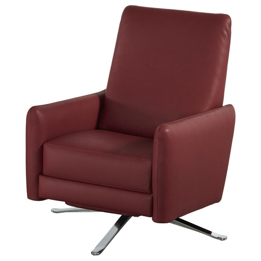 Blake Recliner by American Leather at Baer's Furniture
