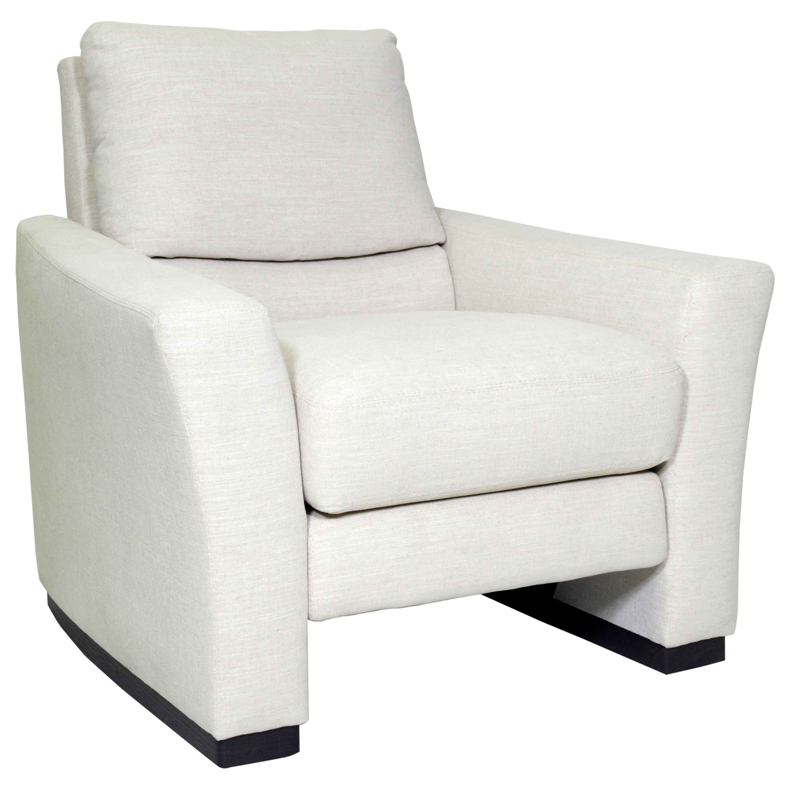 American Leather Bryant Motion In Style Power Recliner
