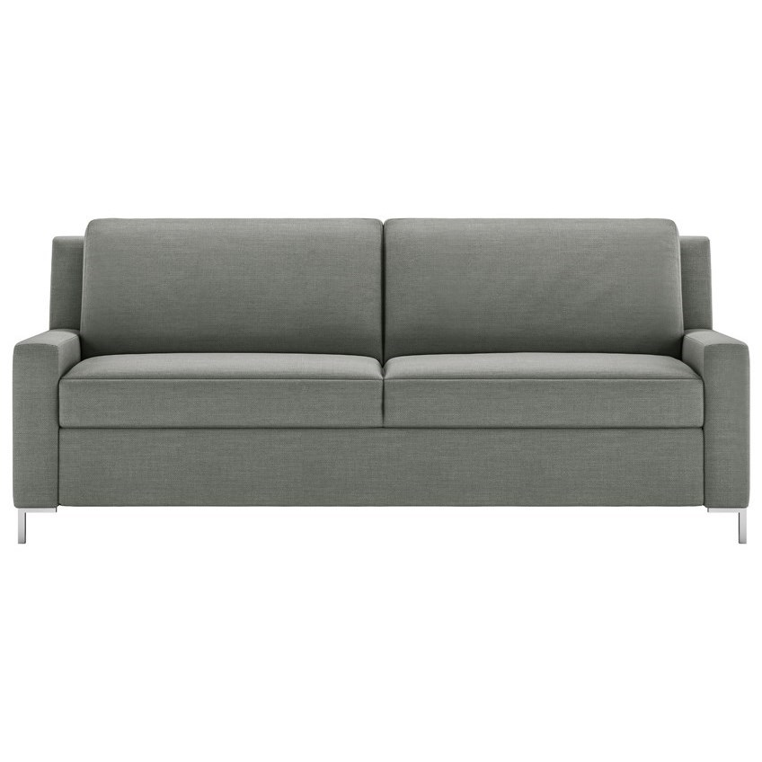 American Leather Bryson Contemporary Queen Size Comfort ...